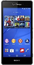 Sony Xperia Z3v, Black 32GB (Verizon Wireless)