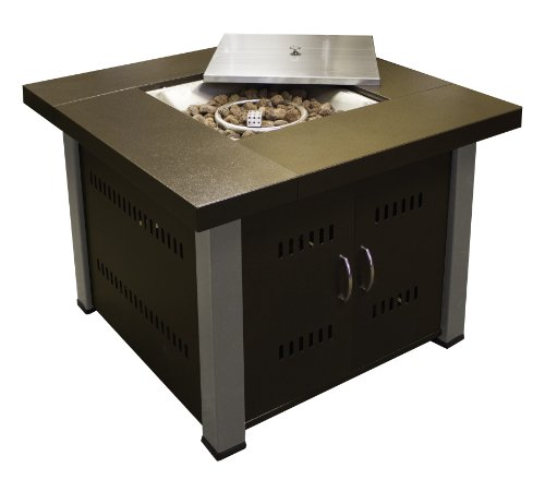 Lp fire pits az patio heaters gs f pc ss propane fire pit for Az patio heaters gs f pc propane fire pit