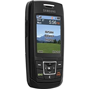 Tracfone Samsung T301G Slider with Triple Minutes for Life! (Tracfone)