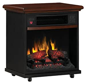 Duraflame Infrared Rolling Mantel 20if100gra C202 Home Kitchen