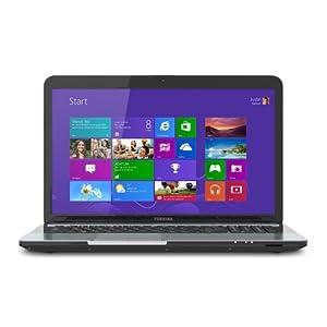 "Toshiba S870-BT3N22 17"" Laptop i7-3630QM, 4G Memory, 500G Harddisk, 1G Radeon HD 7670M Video Card, Win 8"
