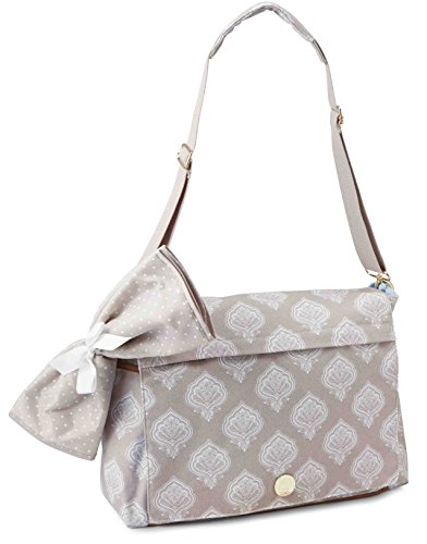 Mud Pie Jaipur Messenger Bundle, Tan