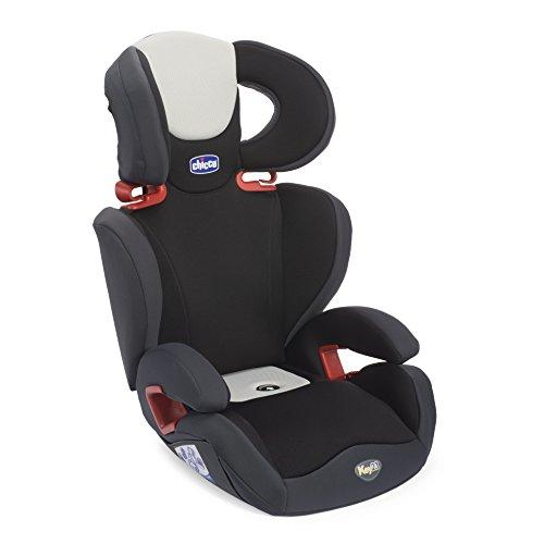 Chicco 07060855500000 Key 2-3 Seggiolino Auto, Nero