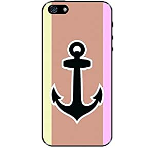 Skin4gadgets Anchor in beautiful Neapolitan Pattern 2 Phone Skin for IPHONE 5