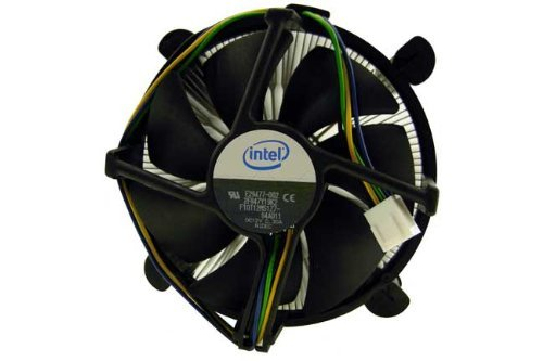 Intel Core i7 Socket-1366 Cooling Fan (Copper Core Heatsink) for all LGA1366 Processors, (Brand New) (Intel I7 Cooling compare prices)