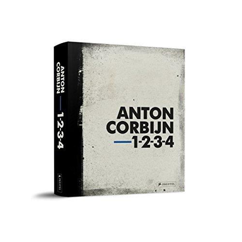 Anton Corbijn 1-2-3-4 [Van Sinderen, Wim] (Tapa Dura)