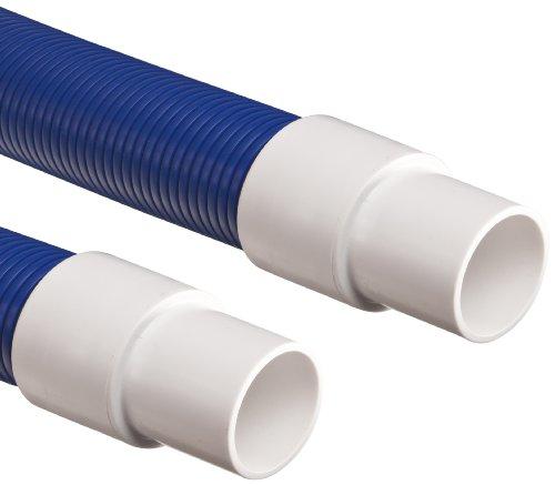 "Genesis Stm Polyethylene Duct Hose, Blue, 1.5"" Id, 50' Length"