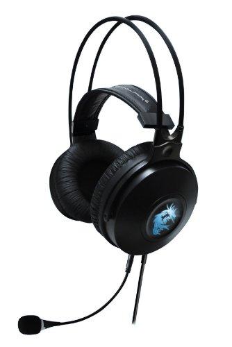 Dragon War Garand G-Hs-001 Professional Gaming Headset For Pc, Mac, Wii, Xbox 360, Ps3