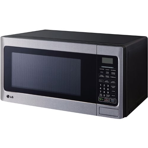 Stainless Steel Countertop Microwave For Sale : LG LCS1112ST Countertop Microwave Oven, 1000-watt, Stainless Steel ...