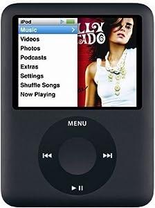 Apple iPod nano 8GB ブラック MB261J/A