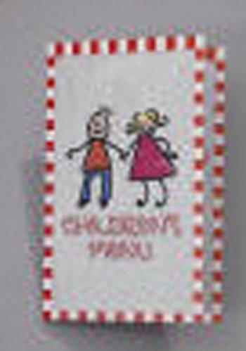 Childrens Factory - Set Of Four Preschool Menus