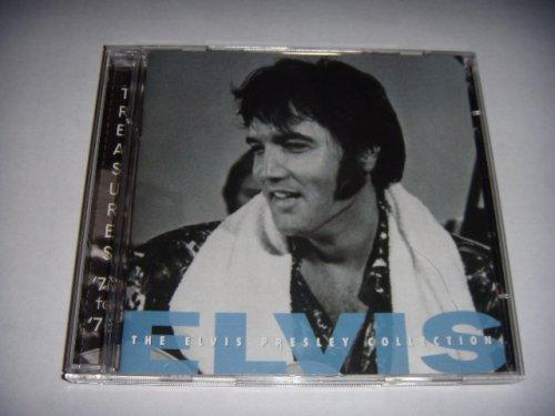 Elvis Presley - The Elvis Presley Collection: Treasures: 1970-1976 - Zortam Music