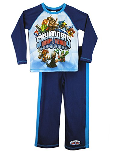Character Boys' Skylanders Trap Team Pajamas