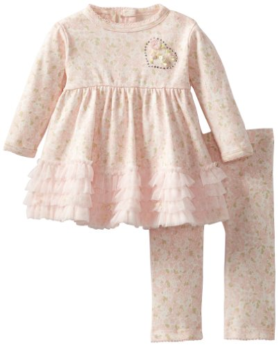 Today Biscotti Baby-Girls Newborn First Love Dress and Legging, Pink, 9 Months  Best Offer