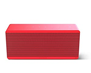 Theatre Box - 360-Degree 3D-Sound Portable Speakers (Ruby) from ACEMILE Inc