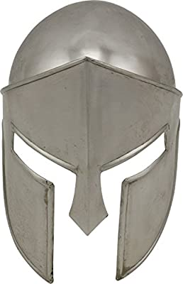 Red Deer Medieval Warrior Cosplay Helmet