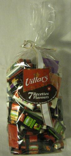 VILLARS-MAITRE-CHOCOLATIER-SUISSE-7-RECETTES-FLAVOURS-DE-CHOCOLAT-DE-PAQUES-lait-lait-noisettes-lait-caramel-noir-72-noir-noisettes-noir-caf-noir-croquant-500gr