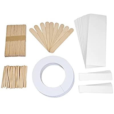 Best Cheap Deal for JMT Assorted Waxing Strips Kit - 60 Large 60 Small Strips and Accessories by JMT Group - Free 2 Day Shipping Available