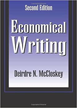 economical writing Economical writing, achieved through well selected vocabulary and carefully controlled sentence structure, is a key element of a successful literary essay.