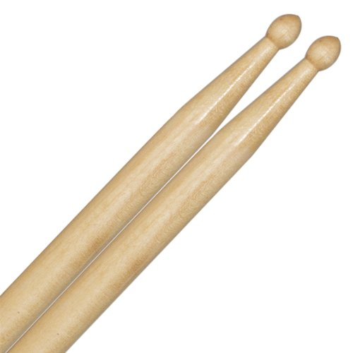 Kalos by Cecilio KP_DSTK-NW5A 5A Wooden Drumsticks