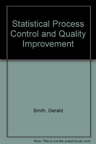 Statistical Process Control and Quality Improvement PDF