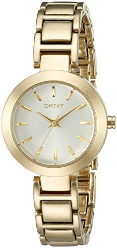 Reloj Dkny Donna Karan Stanhope Ny2253 Mujer Plateado