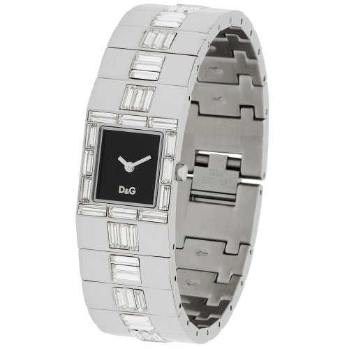 D & G DW0239 Rocket Ladies Crystal Bracelet Watch