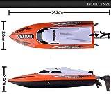 Ardisle Fast 25Kmh Rc Radio Remote Control Racing Speed Boat