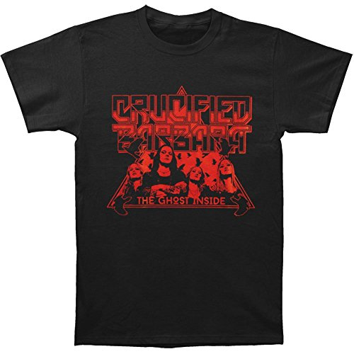 CRUCIFIED BARBARA THE GHOST INSIDE T-Shirt L