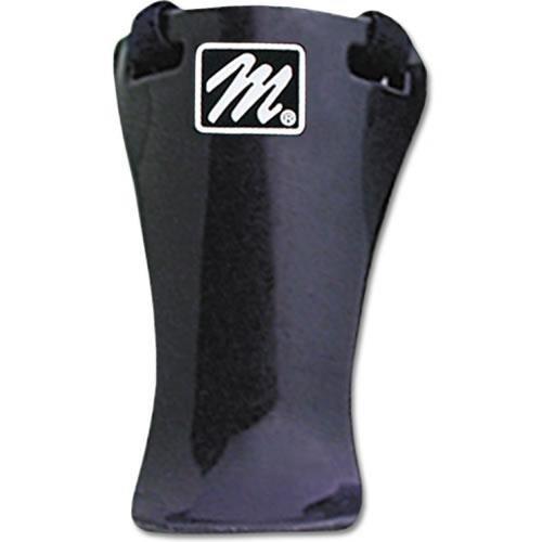 MacGregor Baseball Throat Protector, Black - 1
