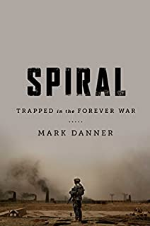 Book Cover: Spiral: Trapped in the Forever War