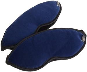 Lewis N. Clark   Comfort Eye Mask 2 Pack,Blue,One Size