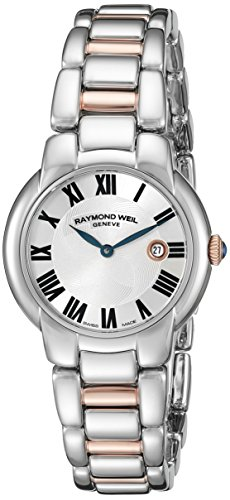 Raymond Weil Jasmine 5229-S5-00659 Steel Bracelet & Case Men's Watch