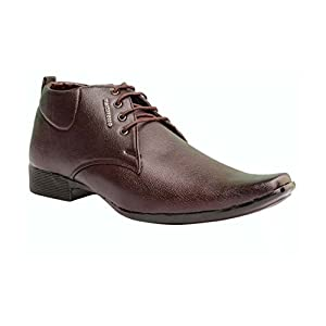 Marco Ferro Men 1452 Synthetic Lace-ups