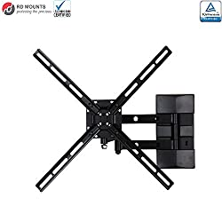 RD Mounts - LCD/LED TV Wall Mount for 40 - 55 Inches of Display...