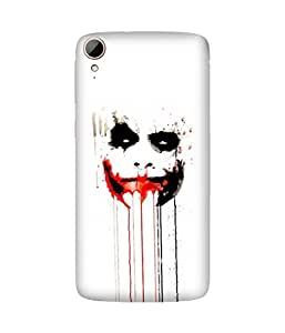 Real Joker HTC Desire 828 Case