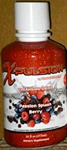 X-pulsion Cleansing Drink Passion Splash Berry