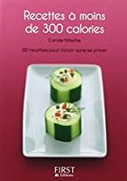 Recettes à moins de 300 calories