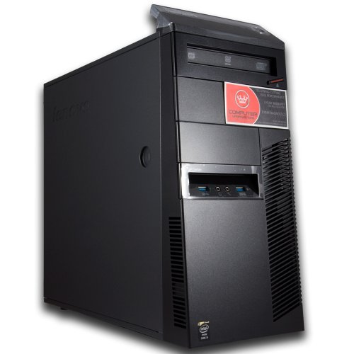 Lenovo Thinkcentre M83 10Al0009Us I5-4570 3.20Ghz 16Gb 1Tb 7200Rpm Hdd W7P Desktop Computer
