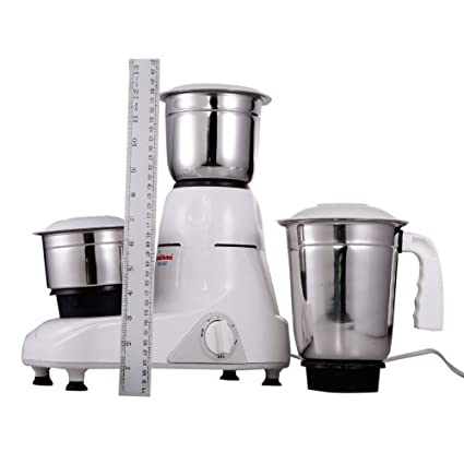 Sunflame-Smart-3-Jar-500W-Mixer-Grinder