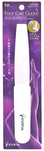 貝印 かかと削り セラミック HB0303