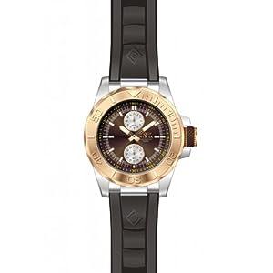 Invicta 13998 Men's Pro Diver Quartz Chronograph Brown Dial Watch