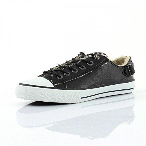 Ed Hardy ,  Sneaker uomo Nero nero 38