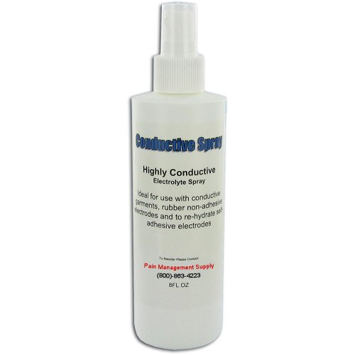 Highly Conductive TENS Electrode (8oz) Spray