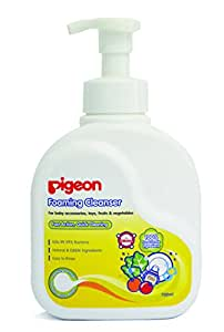 Pigeon Liquid Cleanser, 700 ml, Foam Type