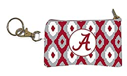 Alabama Crimson Tide - NCAA Coin Pouch with Key Ring