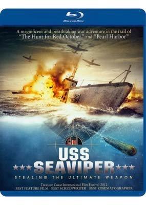 USS Seaviper (2012) ( USS Sea viper ) [ Origen Sueco, Ningun Idioma Espanol ] (Blu-Ray)