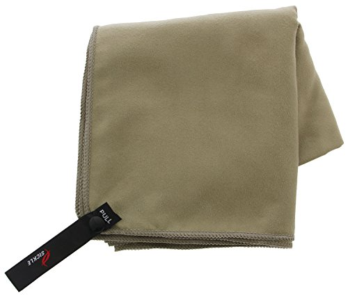 sickle-compact-microfiber-travel-towel-with-storage-bag-and-lifetime-warranty-olive-large-30in-x-52i