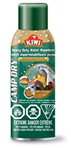 Kiwi Camp Dry, Heavy Duty Water Repellent, 12oz, 3 Pack