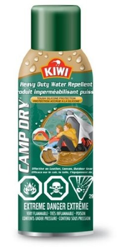 Kiwi Camp Dry, Heavy Duty Water Repellent, 12oz (Tent Waterproof Spray compare prices)